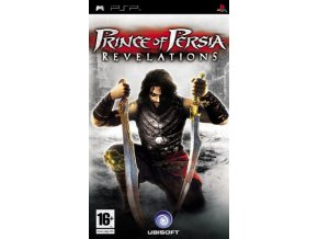 PSP Prince of Persia Revelations