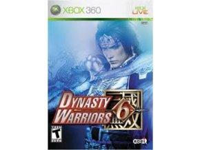 xbox 360 dynasty warriors 6