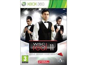 XBOX 360 WSC Real: 2011 World Snooker Championship