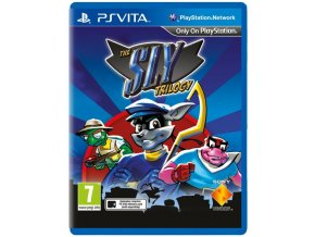 PS VITA The Sly Trilogy