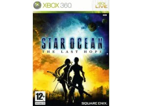 XBOX 360 Star Ocean: The Last Hope