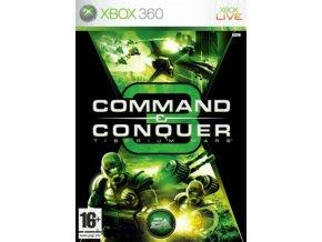 XBOX 360 Command & Conquer 3: Tiberium Wars