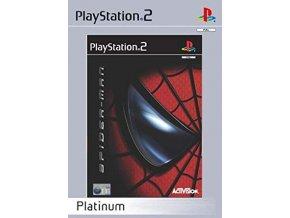 PS2 Spiderman Platinum