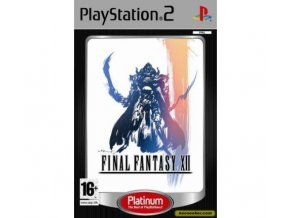 PS2 Final Fantasy XII Platinum