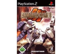 ps2 armored core 3