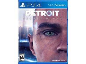 PS4 Detroit: Become Human (nová)
