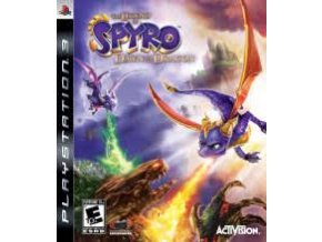 PS3 The Legend of Spyro: Dawn of the Dragon (nová)