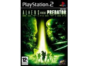 ps2 alien vs predator extinction