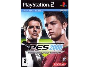 PS2 Pro Evolution Soccer 2008 11