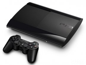 Sony Playstation 3 Super Slim 500GB + 1x ovladač