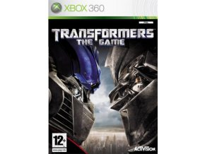 XBOX 360 Transformers The Game