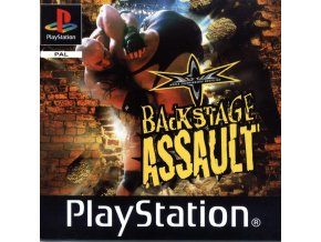 backstage assault ps1