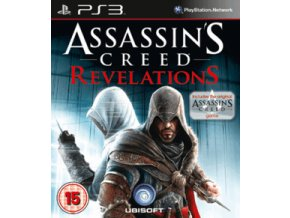 PS3 Assassins Creed: Revelations Special Edition