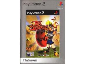PS2 JAK and Daxter The Precursor Legacy Platinum