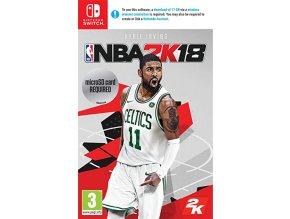 Switch NBA 2K18 (nová)