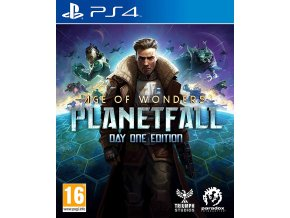 PS4 Age of Wonders Planetfall Day One Edition