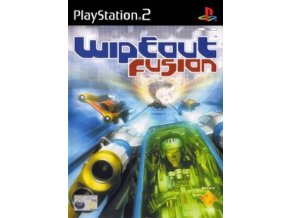 wipeout fusion ps2