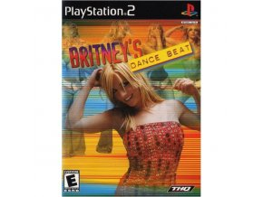 ps2 britney spears dance beat