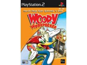 PS2 Woody Woodpecker