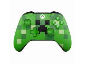 xbox one minecraft creeper controller