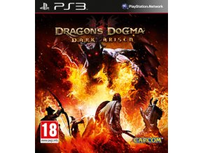 PS3 Dragons Dogma: Dark Arisen