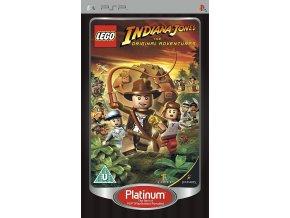 PSP LEGO Indiana Jones The Original Adventures