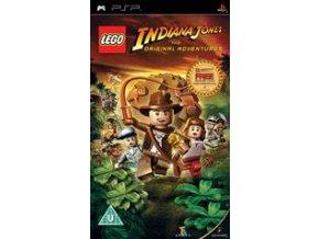 PSP LEGO Indiana Jones: The Original Adventures
