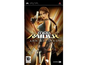 PSP Tomb Raider Anniversary