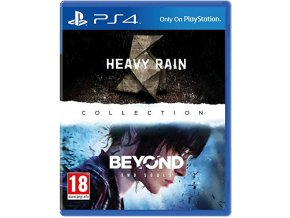 PS4 Heavy Rain and Beyond Two Souls Collection ps4