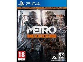 PS4 Metro Redux CZ