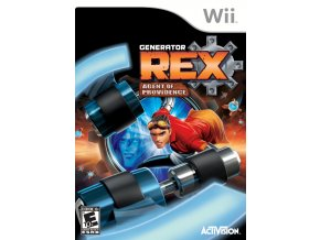 Wii Generator Rex