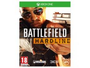 XBOX ONE Battlefield: Hardline