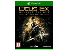 XBOX ONE Deus Ex Mankind Divided (D1 Edition)