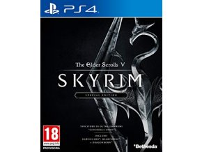 PS4 The Elder Scrolls 5 Skyrim (Special Edition)