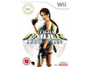Wii Tomb Raider Anniversary