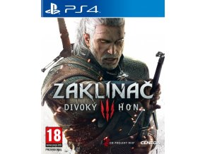 PS4 The Witcher 3 Wild Hunt CZ