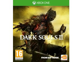 XBOX ONE Dark Souls III
