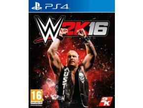 PS4 WWE 2K16