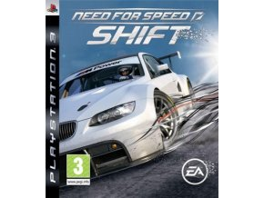 PS3 Need for Speed: shift