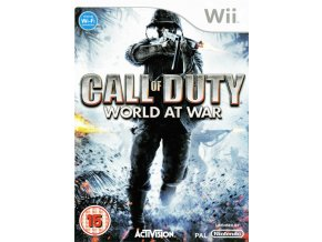 Wii Call of duty: World At war