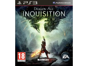PS3 Dragon Age: Inquisition