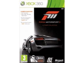 XBOX 360 Forza Motorsport 3 Ultimate Edition CZ