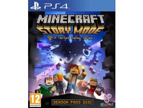 PS4 Minecraft: Story Mode