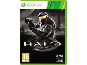 XBOX 360 Halo: Combat Evolved Anniversary
