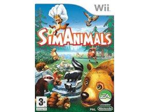 Wii sim animals