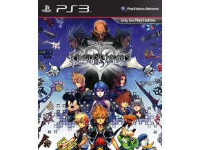 PS3 Kingdom Hearts 2.5 Remix