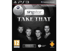PS3 SingStar: Take That