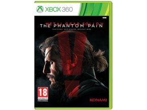 XBOX 360 Metal Gear Solid V: The Phantom Pain