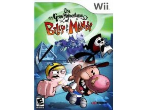 Wii The Grim Adventures