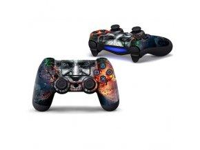 Ochranný skin pro Playstation 4 ovladač